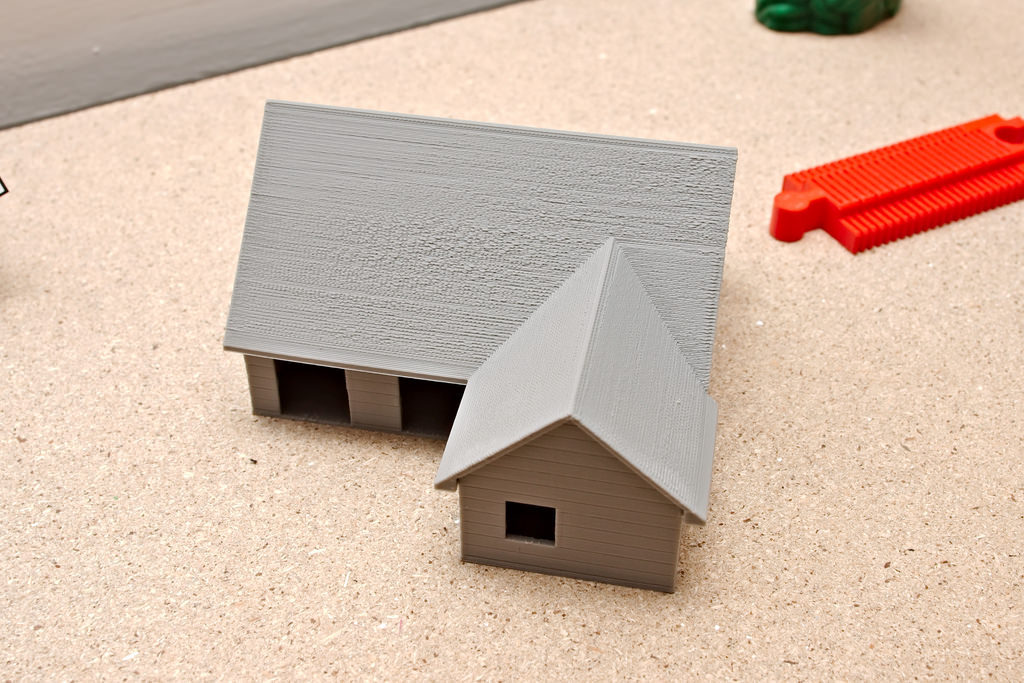 construction maison impression 3D