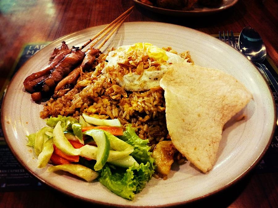 Nourriture Indonésie