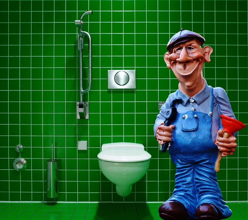 découchage wc