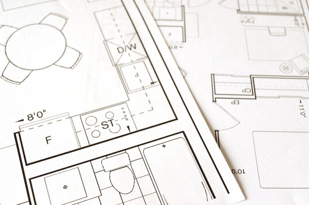 plan maison construction