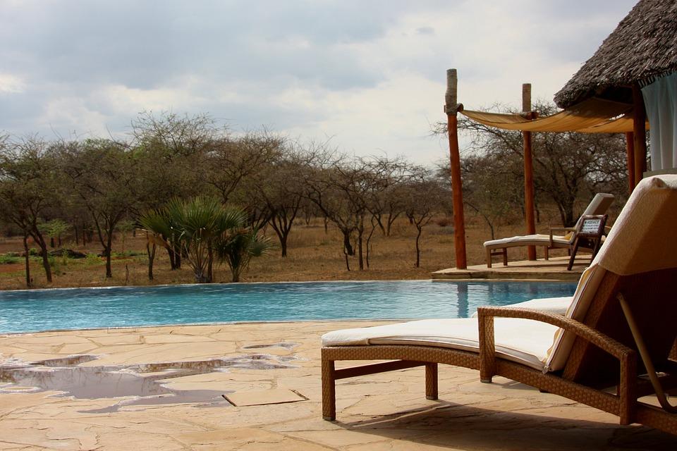 Lodge voyage Tanzanie
