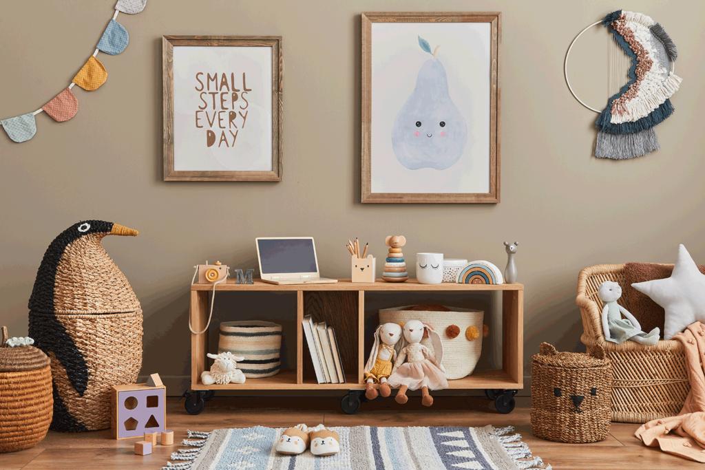 décoratoion chambre bébé